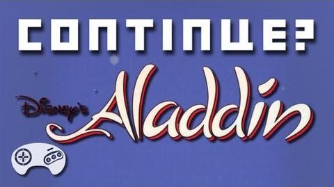 Aladdin (GEN) - Continue?