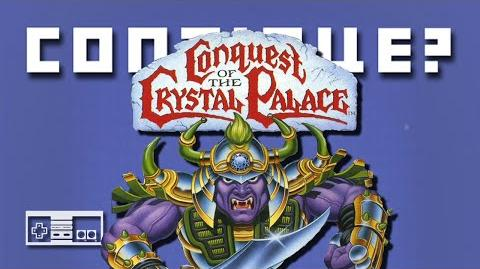 Conquest of the Crystal Palace (Nintendo NES) - Continue?