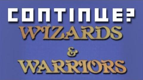 Network Spotlight - Continue? Show feat. Wizards and Warriors - TGS