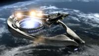 Odyssey beam weapons