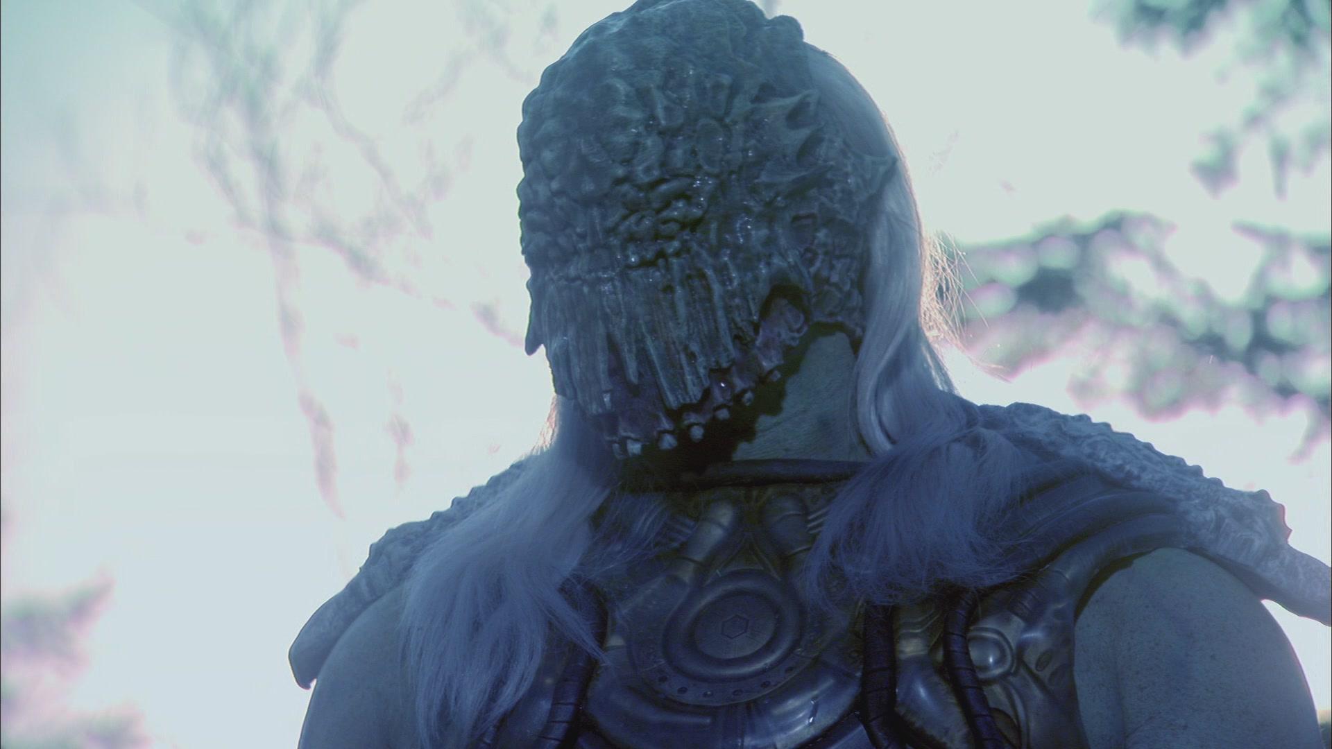Wraith warrior