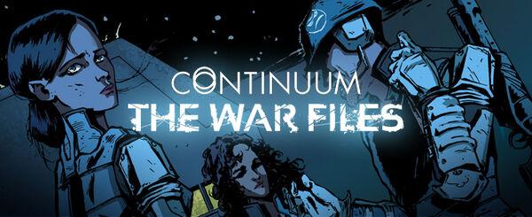 Promo Continuum WarFiles 01