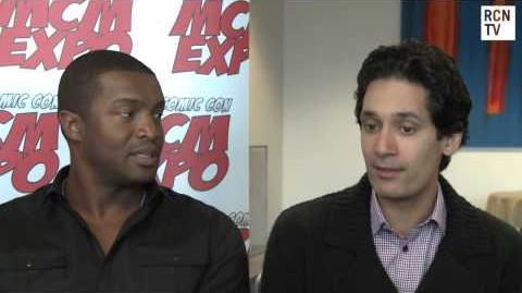 Continuum Cast Interview