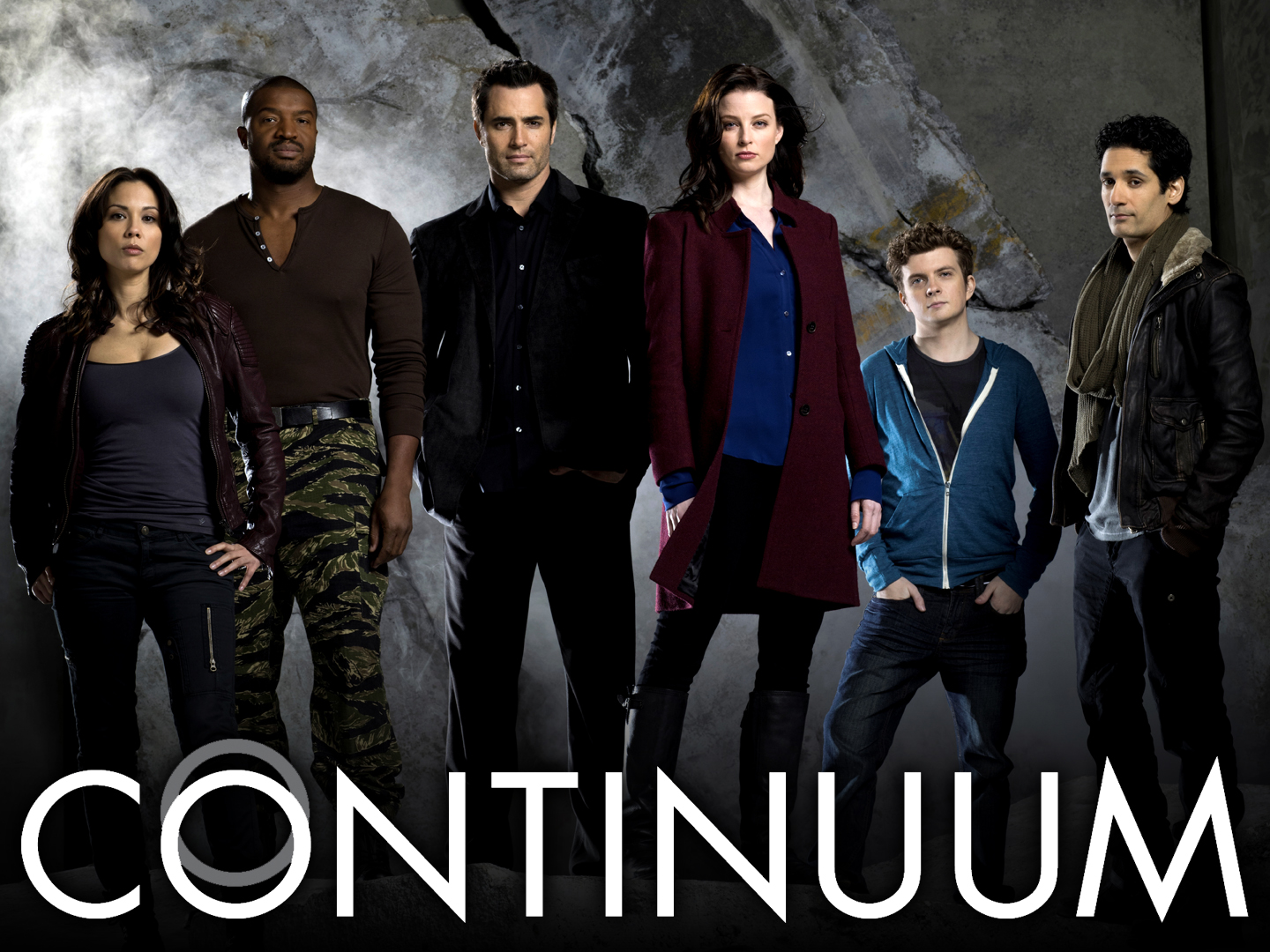 How many episodes of continuum are there