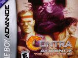 Contra Advance: The Alien Wars EX