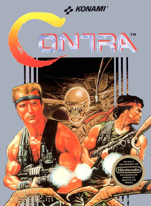 1419f242e2b Contra (video game)