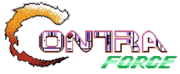 Contra Force Logo