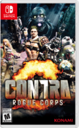 Contra Rogue Corps - (Switch) - 01