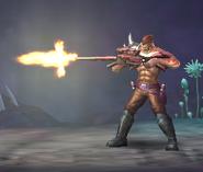 Ret alien sniper