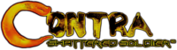 Contra - Shattered Soldier - Logo - 01