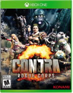 Contra Rogue Corps - (XBONE) - 01