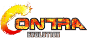 Contra - Evolution - Logo - 01
