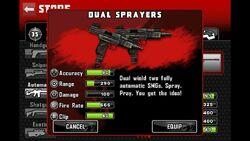 DualSprayers