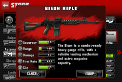 Bison Rifle