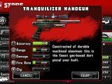 Tranquilizer Handgun