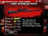 Long Barreled Rifle