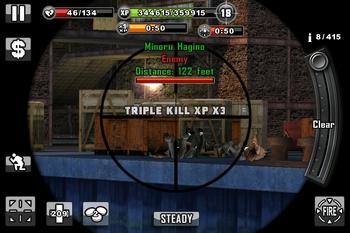Triple kill