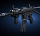 Штурмовая винтовка KAC PDW / Галерея камуфляжей