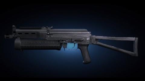 Contract Wars Bizon 2B Shooting Test