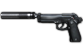 Pistol beretta wtask