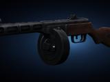 Пистолет-пулемёт Шпагина 41