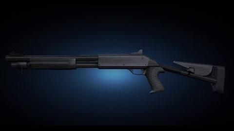 M3 mod.2 Shooting Test