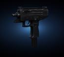 Пистолет-пулемет IWI UZI Pro