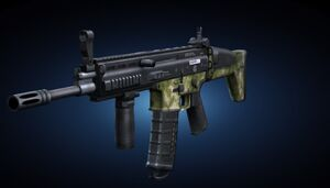 ATACSFG SCAR-L rusTORK-3