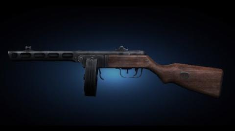 Contract Wars PPSH-41 Shooting Test