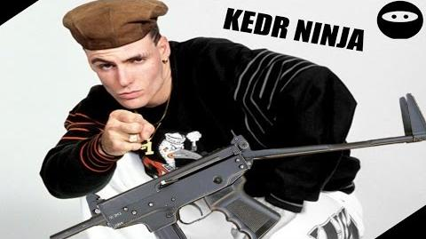 KEDR NINJA - GO NINJA GO - Contract Wars (HD)