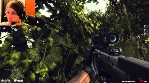 Обзор ВССК Выхлоп в игре Contract Wars