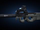Пистолет-пулемет FN P90 DEVGRU