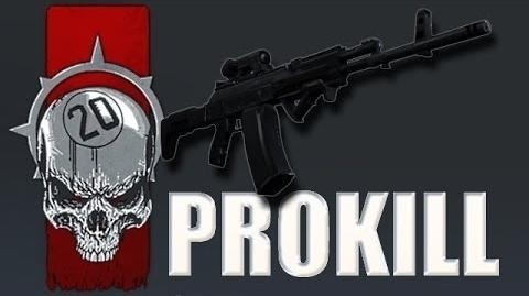 Contract Wars - AK12 W-Task Evac Prokill