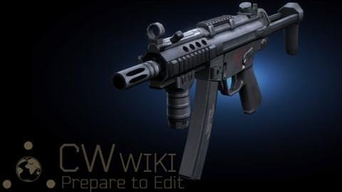 CW Кастомизация ПП H&K MP5k