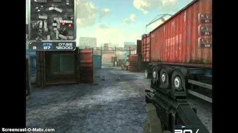 Contract wars пистолет-пулемет скорпион