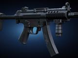 H&K MP5K