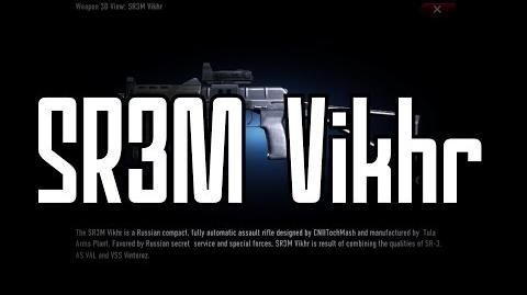 Contract Wars - Fragmovie - SR3M Vikhr-0