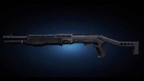 SPAS-12 Shooting Test