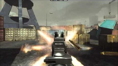 Contract Wars HK416c Shooting Test