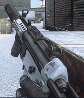 MP5k SSNOW In-game