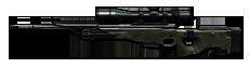 Rifle awm unlocked