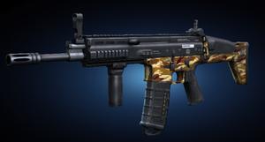 FN SCAR-L KAMAUT