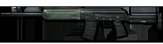 Rifle saiga unlocked