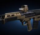 Штурмовая винтовка DT MDR