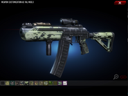 AS VAL M3 Custom