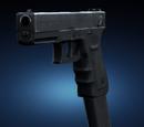 Автоматический пистолет Glock-18
