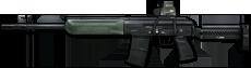 Rifle saiga wtask