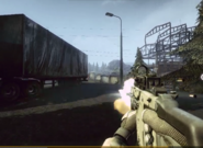 KRISS Vector w-task firing