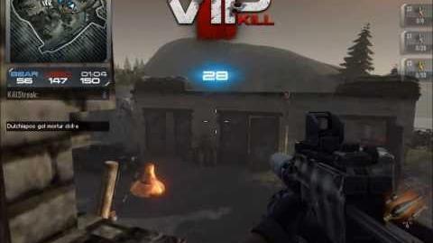 Contract Wars MP7 SKK Gameplay - Dutchiepoo