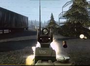 KRISS Vector aiming and firing